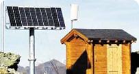 Fonctionnement d'un panneau photovoltaique