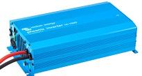 Convertir l'énergie produite par les panneaux, sur de la basse tension, en électricité 220V