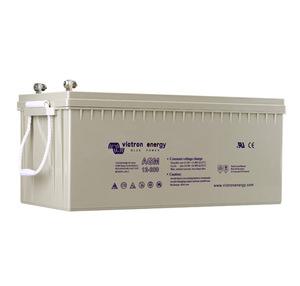 Batterie solaire AGM VICTRON 220 Ah 12V