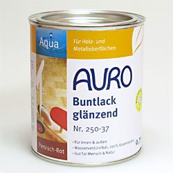 Laque brillante Aqua n°250 - AURO