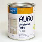 Sous couche pour laques diluables à l'eau n°253 - AURO