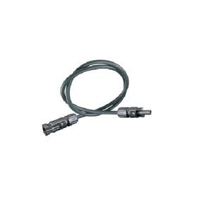 Cable solaire de 1m avec connecteurs MC4