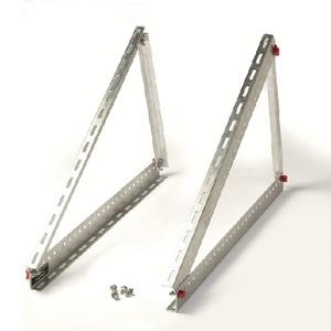Support panneau photovoltaique universel UNIRAC 70x70x70cm