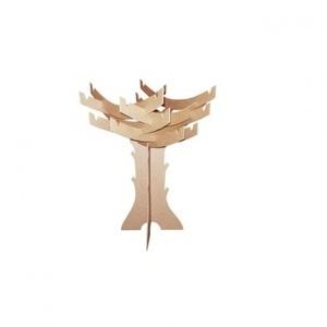 Arbre DESIGN en carton recyclé 113 cm