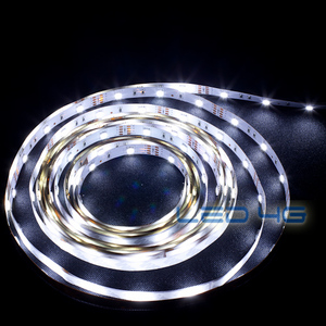Ruban LED puissant blanc froid en 1m - LED 4G
