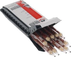10 Tubes fumigènes pour kit de contrôle d'étanchéité à l'air - DRAGER