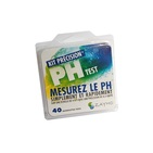 Kit de tests PH Précision echelle 4-9 (40 Tests) - ZAYHO