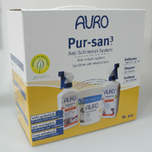 Pack anti-moisissure n° 414 - AURO