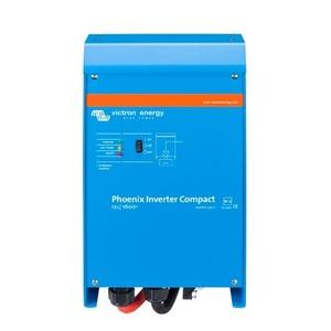 Convertisseur 220V 1600 VA 12V (1300 Watts) Pur Sinus Compact VICTRON
