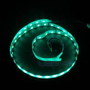 Ruban LED RGB très puissant en 1 et 5M - LED 4G