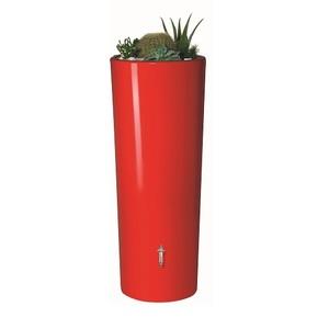 Réservoir eau de pluie COLOR tomato - GARANTIA