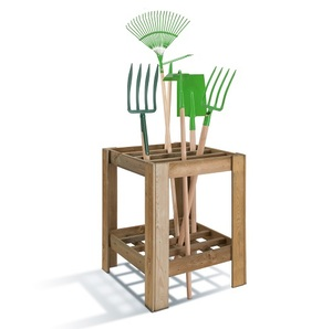 Range-outils en bois - BURGER
