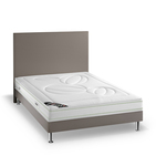 Matelas Hévéane Latex 100% naturel 90 x 200 - DUNLOPILLO