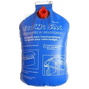 Sani-Sac - Economiseur d'eau pour WC - ECOGAM