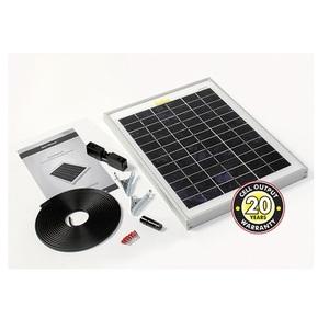 Panneau solaire 5 Wc Monocristallin Solar Technology avec câbles