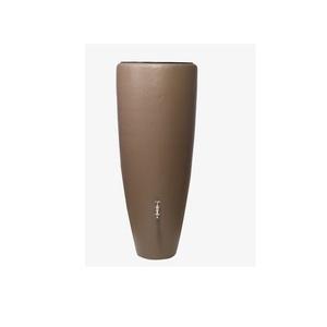 Récupérateur d'eau de pluie 2en1 avec bac à plantes Taupe - GARANTIA