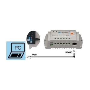 Câble de connexion BlueSolar PWM-PRO à USB