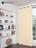 Rideau isolant thermique HIVER couleur Coquille 145 x 260