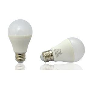 Ampoule LED 10W E27 Blanc Chaud - VISION-EL