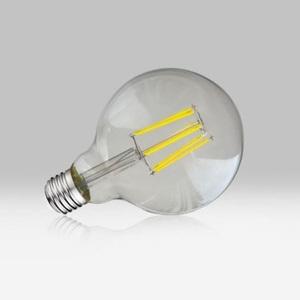 Ampoule LED 8W à filaments E27 BULB - VISION-EL
