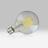 Ampoule LED 8W à filaments E27 G95 - VISION-EL