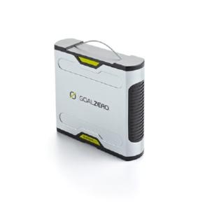 Batterie portable solaire SHERPA 100 GOALZERO