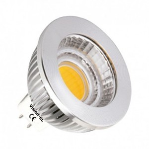 Spot LED MR16 6W dimmable - Blanc Chaud - Vision EL