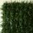 Haie artificielle LUX2/R 140 brins Vert Thuyas maillage Carré
