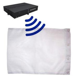Housse Anti ondes protection BOX Internet 40 x 50 cm