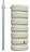 KIT CUVE MURALE CLASSIC 650L SABLE