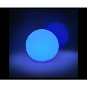 Boule solaire decorative RGB