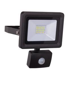 Projecteur HIGH LED garanti 5 ans 20W avec detecteur de  mouvement