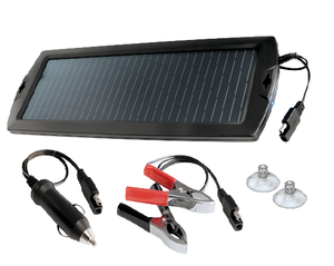 Kit solaire de maintien de charge