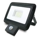 Projecteur LED 30W avec détecteur de mouvements IP65
