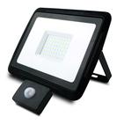 Projecteur LED 50W IP65 avec detecteur de mouvement