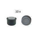 10 X Regulateur de jet Spray sans air 2,5 l/mn