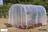 Serre de jardin 2m x 3m - RICHEL